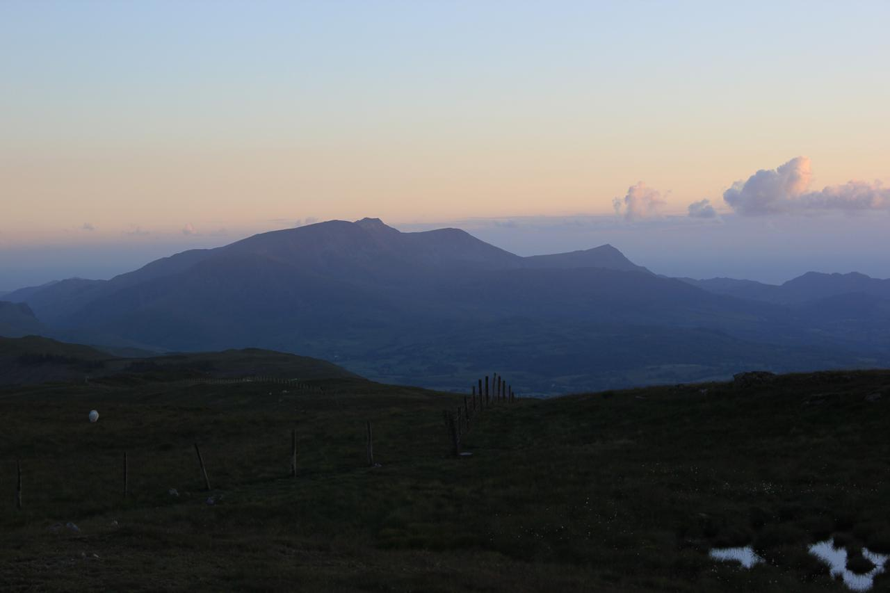Cader at sunset