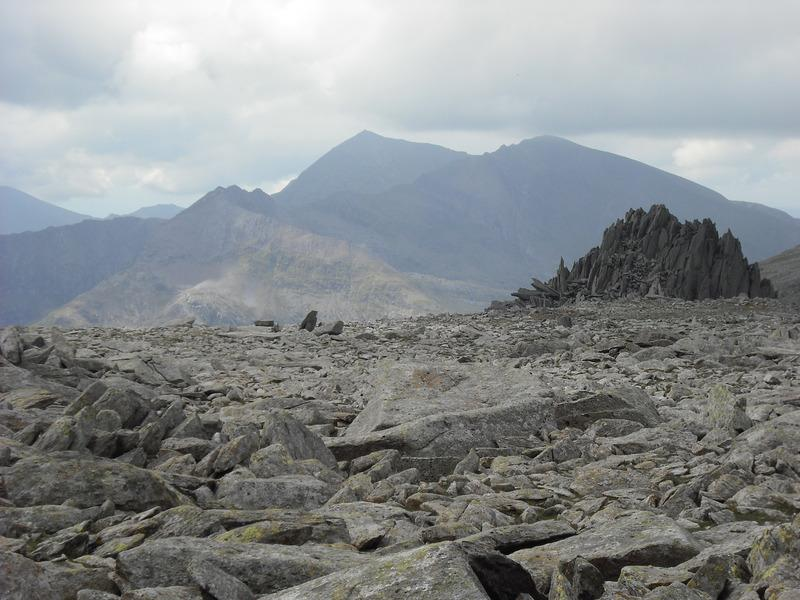 Snowdon and the Castle of the Winds