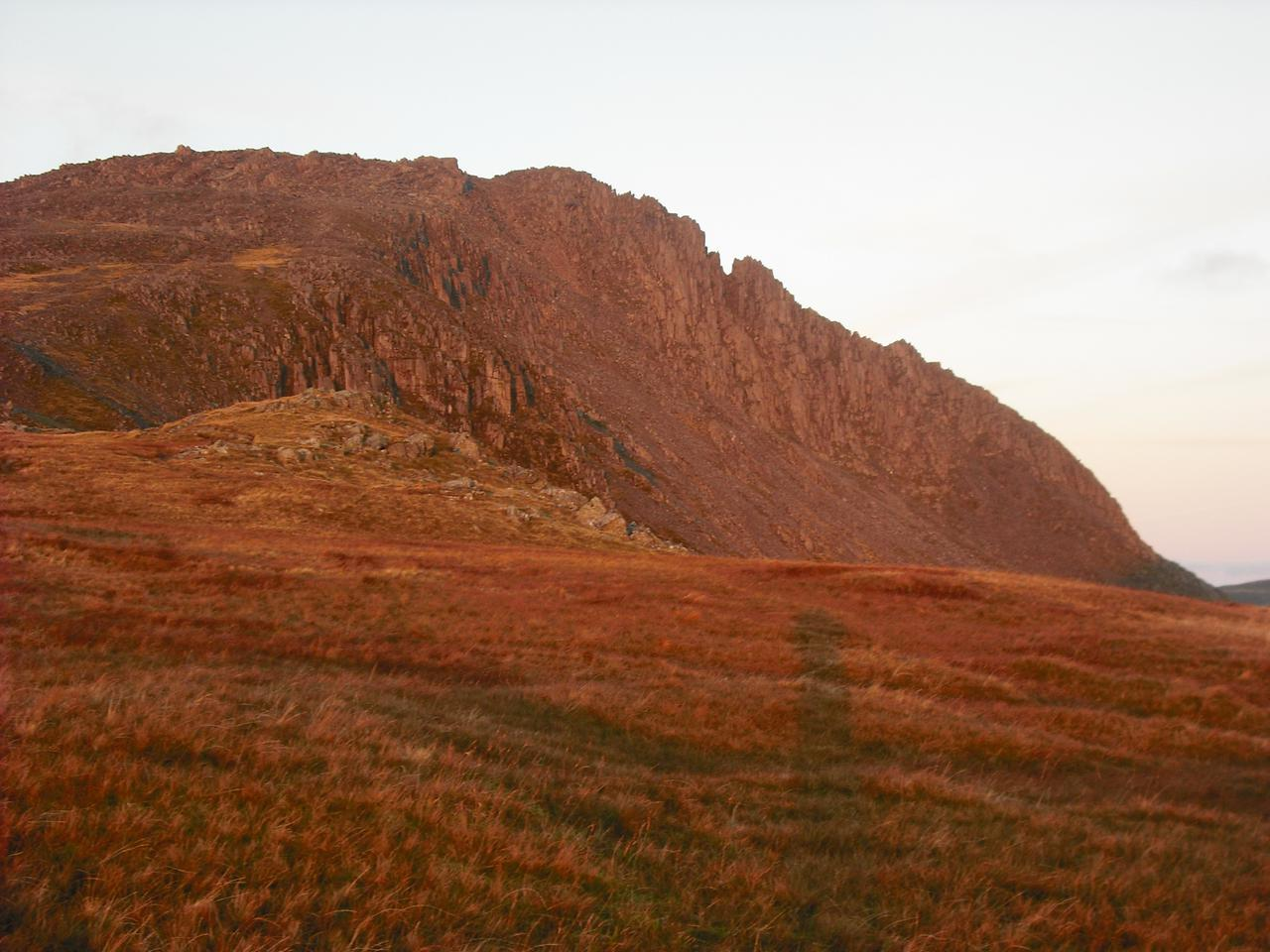 Glyder fach and Bristly Ridge