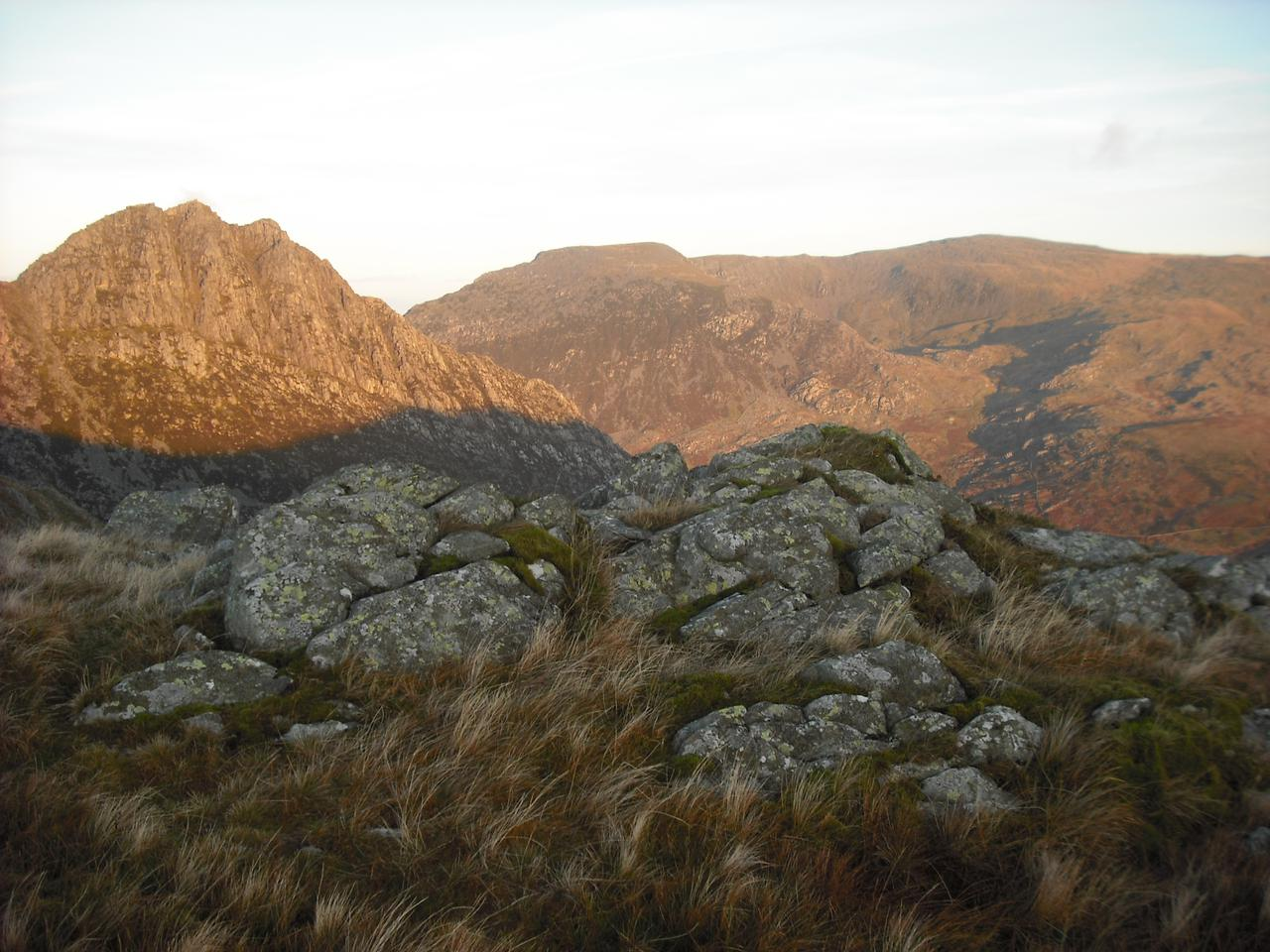 Tryfan and the Carneddeau