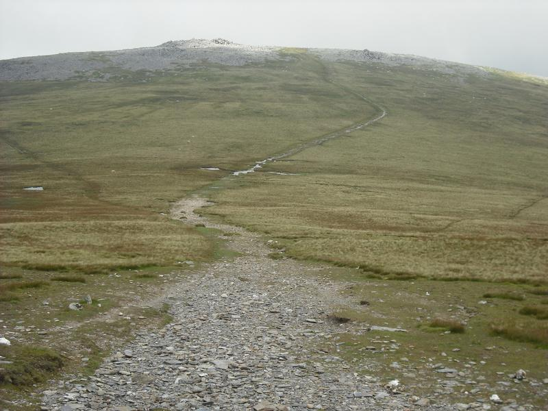 Path to Foel Grach